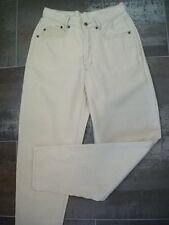 Orig. ZAPA - modische Hose im Jeansstil Gr. 30 für stärkere Oberschenkel neuw.