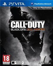 Call of duty: black ops déclassifiées (PlayStation Vita) nouveau & scellé