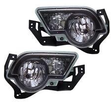 NEW Chevrolet Avalanche 02-06 Set of Left and Right Fog Light Eagle Eye
