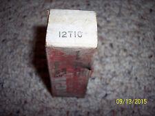 12T10  Vintage Tube