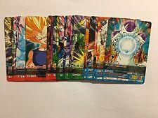 Data Carddass Dragon Ball Z 2 Reg Set PART PE 20/20