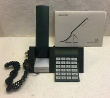 Bang Olufsen Beocom 2500 Plus Green B&O Vintage Corded Desk Phone Danish