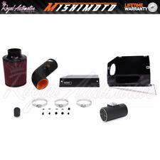 Mishimoto Cold Air Intake Filter Induction Kit Airbox for Subaru BRZ 2012+ Black