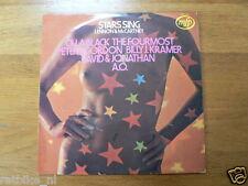 SEXY NUDE GIRL ON COVER LP STARS SING LENNON & MCCARTNEY  MFP 5175