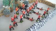 20 MAGNIFICENT DISPLAY OF W BRITAINS***** INFANTRY OF THE LINE*****LEAD