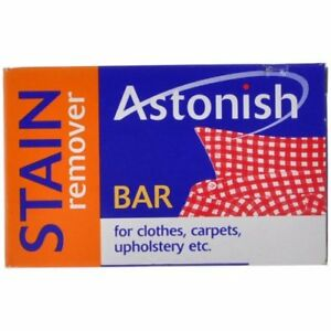 Brand New Hygienic and Beneficial Astonish Stain Remover Soap 75G