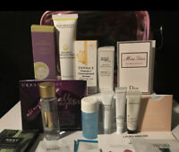 30 Piece Skin and body sampler from Ulta  Exuviance, Juice beauty, Firming Serum