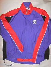 PEARL IZUMI Womens Zip Up Jacket~Size XL-Purple,red & black-EUC