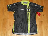 NWT SUGOi FUEL BELT RACE TEAM 2011 FULL ZIPPER CYCLING RS Jersey WOMENS Sz XL