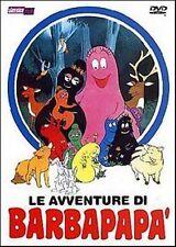 Dvd LE AVVENTURE DI BARBAPAPA'   ......NUOVO