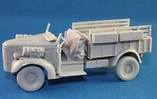Tank Workshop 1/48 LRDG Chevrolet WB 30cwt Patrol Truck North Africa WWII 48300