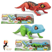 Robo Alive Robotic Lizard Jungle Creature Real Life Pet Kids Christmas Xmas Toys