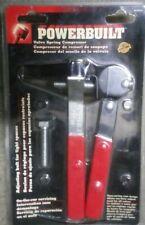 Powerbuilt Valve Spring Compressor with adjusting bolt - 648690