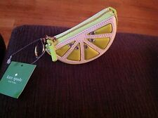Kate Spade New York Breathe of Fresh Air LIME COIN PURSE,NWT, orig$88 great buy
