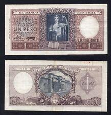 1 peso Argentina 1947  BB+/VF+  @