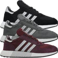 Adidas Originals Topanga Schuhe Sneaker Herren Wildleder Weinrot S75502