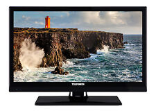 Telefunken XH20D101 LED Fernseher 20 Zoll HD TV - Triple-Tuner DVB-T2 / -S2 / -C