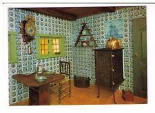 Postcard: Room with Wood Burner - Deutsches Schiffahrtmuseum Bremerhaven