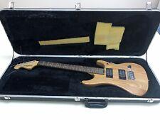 WASHBURN Nuno BETTENCOURT N1 Model Guitar with Tremolo Arm FENDER HARD CASE
