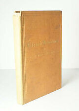 Life and Adventures of Capt. Theodore Wells 1874 Sailing Ships Early 1800s