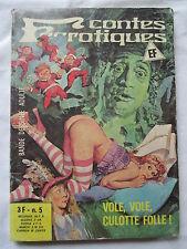 CONTES FEEROTIQUES 5 ELVIFRANCE 1975