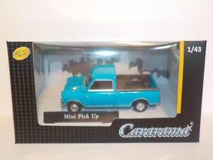 Mini Van - pick up ,  1:43 SCALE CARARAMA  Boxed new