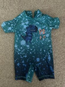 NEXT swimming costume Baby Boy 6-9 Month