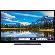 Toshiba 32W3863DB 32 Inch Smart LED TV 720p HD Ready 3 HDMI - Black