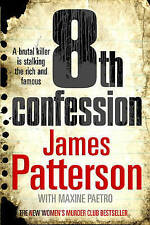 8th Confession by James Patterson PAPERBACK, FREE DELIVERY TO AUS