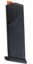 Glock 10RD Magazine Gen 5 Glock 19 Polymer Black
