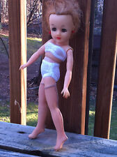 """One pair Nude Hose Nylons Stockings for Little Miss Revlon10 1/2"""" fashion doll"""