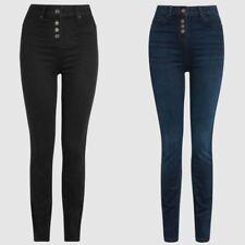 Ladies Next Super High Waist Skinny Jeans Sizes 6 - 24