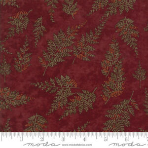 FABRIC Moda ~ AUTUMN REFLECTION ~ Holly Taylor (6714 17) END OF BOLT 33 inches