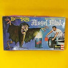 """REVELL BIG DADDY ED ROTH """"ANGEL FINK"""" ( Rat Fink ) Model Kit 1997"""