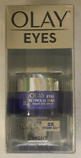 Olay Eyes Retinol 24 Max Night Eye Cream 2x Vitamin B3. #A5