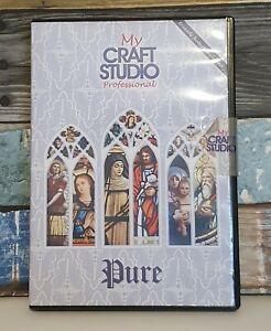 My Craft Studio Professional - Pure - Cardmaking/Scrapbooking/Papercraft CD