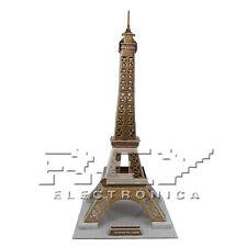 Puzzle 3D Torre Eiffel Juego Grandes Monumentos Francia Paris 35 Piezas j50