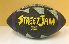 Vintage Street Jam Football Outdoor Super Tread Rubber Grip Rare 90's Recess