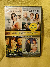 NEW/SEALED DVD! OUT OF PRODUCTION RARE! HALLMARK ENTERTAINMENT: SILENT NIGHT etc