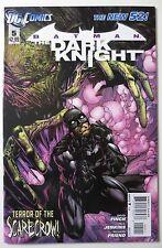 Batman: The Dark Knight #5 (March 2012, DC) (C5195) The New 52 - David Finch