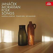 Janacek / Jankova / Kral / Kahanek - Moravian Folk Songs [New CD]