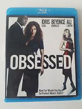 Obsessed (Blu-ray Disc, 2009, Canadian Blu-ray / Bilingual) Beyonce Idris Elba