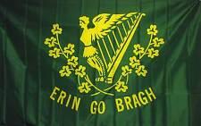 ERIN GO BRAGH Flag Banner 3' x 5' Polyester Historical