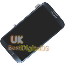 Original LCD Display+Touch Screen Samsung Galaxy Note 2 II N7100 Titanium Gray
