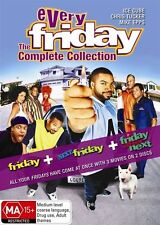 EVERY FRIDAY Complete TRILOGY 1 2 3 : NEW DVD