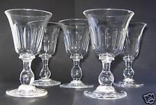 Antique 19th Century Red Wine Glass, ca.1840, 11.5cm
