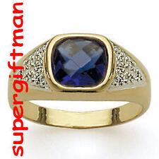 // ring goud  DIAMANTS CZ T53 X018 BAGUE OR DOUBLE AM