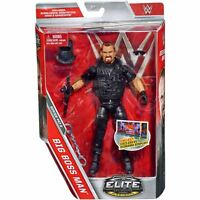 WWE ELITE 47 SERIES THE BIG BOSS MAN LEGENDS WRESTLING MATTEL FIGURE ACCESSORIES