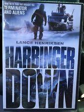Harbinger Down (Dvd,2015) New,Ws,Sci-fi Thriller,Lance Henriksen,Same Day Ship