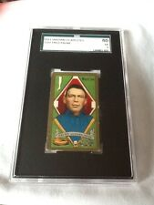 T205 1911 HASSAN CIGARETTES. FRED PAYNE SGC GRADED 60 EX 5 NICE!!!